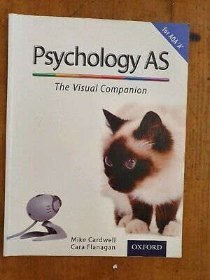 AQA A level AS psychology AS  study guide