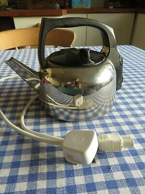 Retro Vintage Russell Hobbs K3 Automatic Chrome Kettle