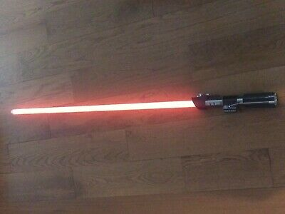 RARE Darth Vader Force FX Lightsaber Collectible Master Replicas