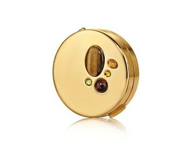 "Estee Lauder Solid Perfume Powder Compact ""Luck"" 2011"