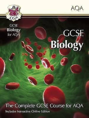 GCSE Biology for AQA: Student Book with Interactive Online Edition (A*-G Course)