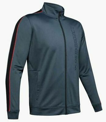 Under Armour Da Uomo inarrestabile MOVIMENTO FULL-Felpa con Cappuccio e Cerniera