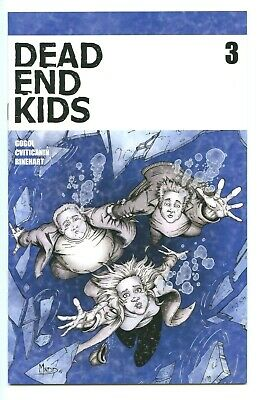 Dead End Kids #3 (Oct.2019 Source Point Press) First Printing Frank Gogal NM