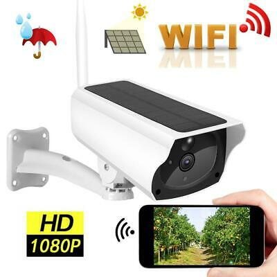 1080P HD Mini Sports DVR Video Camera /WiFi Solar CCTV Surveillance Waterproof