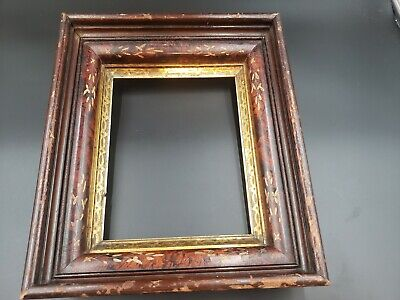 Antique Picture Frame Shadow Box