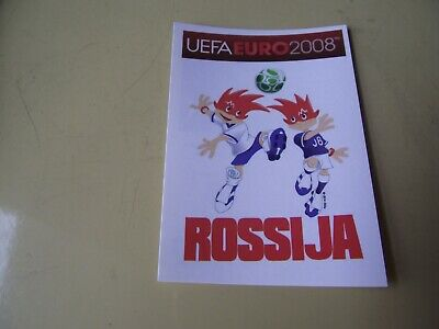 Panini Euro 2008-OFFICIAL MASCOTS Österreich #150