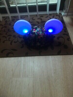 Disney Parks Mickey Mouse and Friends Made With Magic Ears Hat