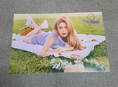RED VELVET Album [The ReVe Festival Day 2] Day 2 YERI Ver. OFFICIAL POSTER