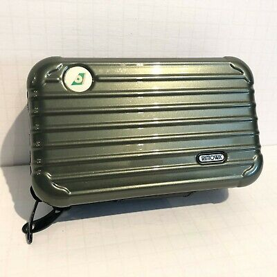 Rimowa Amenity Kit for LUFTHANSA Airline First Class - Olive Grey -  Case Only