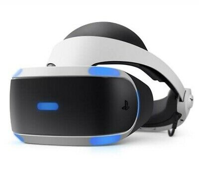 Sony PlayStation 4 VR Headset with Camera and Controllers