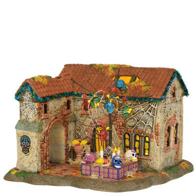 Department 56 Halloween Village 2019 DAY OF THE DEAD HOUSE 6003161 dept 56 BNIB