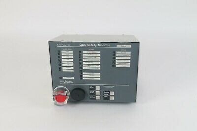 Semi-Gas Systems GSM-5 GAS Safety Monitor