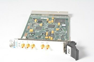 National Instruments Ni PXI-5404 100 MHZ Frequenza Fonte