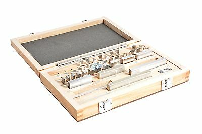 Fowler 53-671-055-0 Gage Block Set - Incomplete