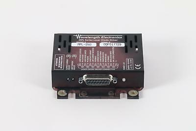 Wavelength Electronics MPL-250 Laser Diode Driver