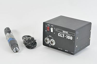 Hios Yaesu CLT-100 Power Supply - power Light Out