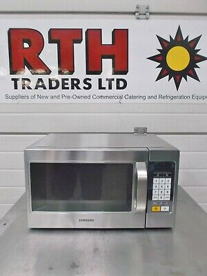 Samsung CM1089 ~ Microwave Oven ~ Commercial 1100 Watts High Speed ~ £225+V
