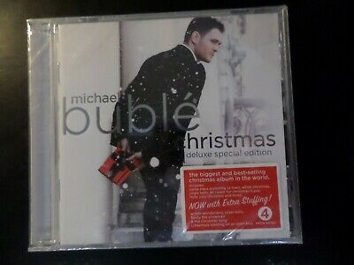 Cd Album - Michael Buble - Christmas - 19 Track - De Luxe Edition - New Sealed