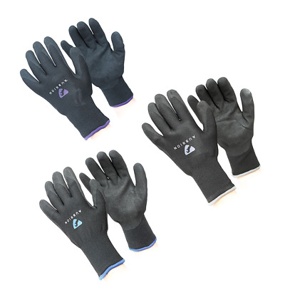 Shires Aubrion Adults All Purpose Winter Yard Gloves - Black
