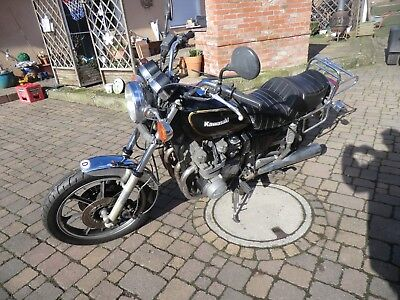 Kawasaki 750 LTD KZ750E Oldtimer, Chopper, Cruiser