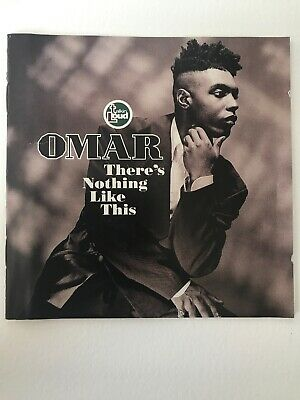 OMAR : There's Nothing Like This - CD, Album, Soul, 1991
