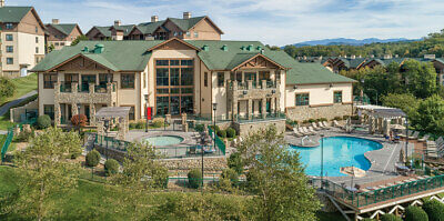 Wyndham Smokey Mountains **78,000 Annual Points** Deeded