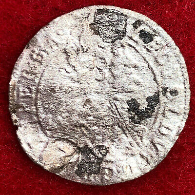Silver hammered Medieval coin