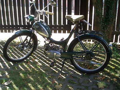 """Oldtimer Moped """"Rixe"""""""