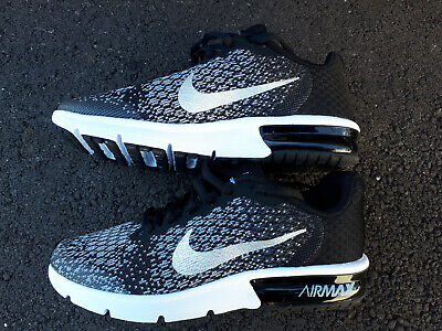 BASKETS NIKE AIR Max Sequent 2 running femme neuves T38