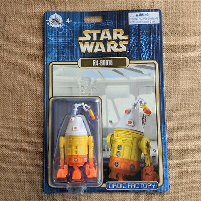 R4-B0018 Candy Corn Droid Factory Figure 2018 Disney Parks Star Wars Halloween