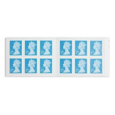 22 x 12x2nd Class Stamps MINT CONDITION (£7.95 per book) Best Price