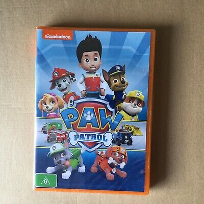 NEW SEALED Paw Patrol (DVD, 2015) - Free Shipping (Chase, Marshall, Skye, Rubble