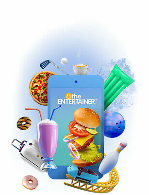 Dubai Entertainer 2019 App Rental + Cheers - 7 day - Used