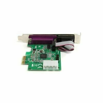 Startech 1S1P Pcie Parallel Serial Combo Card
