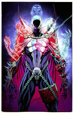 Spawn #301 (2019) Image NM/NM- Virgin J. Scott Campbell Variant Cover P