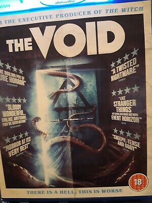 The Void  2016 Blu-ray free post