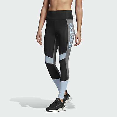 adidas Design 2 Move Colorblock High-Rise 7/8 Tights Women's