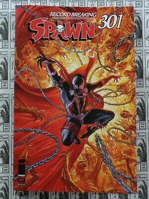 Spawn (1992) Image - #301, Alex Ross Variant, Todd McFarlane, NM