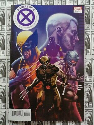 Powers of X (2019) Marvel - #6, CAFU Character Variant, Hickman/Silva, VF