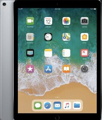 iPad Pro (12.9 inch) (2nd generation) 64GB Wifi+ Cellular Space Gray