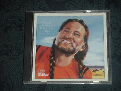 Willie Nelson's Greatest Hits (& Some That Will Be) 20 Songs 1975 Thru 1981 Euc