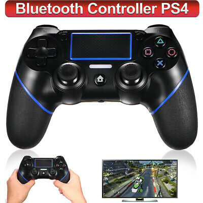 Wireless Bluetooth Gamepad Controller Fits Dualshock4 PS4 PlayStation 4 US STOCK