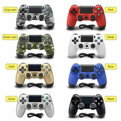 wireless Joystick Game Gamepad Remote Controller without Headphone Jack for PS4