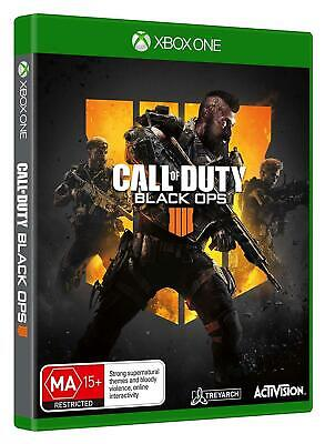 Call of Duty Black Ops 4  Specialist Edition Xbox One Brand New Sealed
