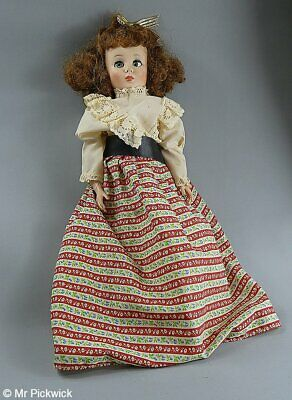 Very Hard Plastic Sweet Sue American Character Doll - Rare