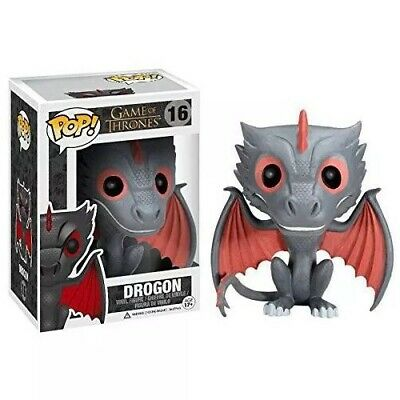 Funko Pop! Game Of Thrones #16 Drogon Vinyl Figure