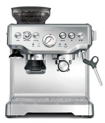 Breville the Barista Express    Coffee Machine - BES870