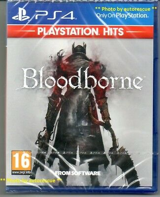Bloodborne   'New & Sealed'   *PS4(Four)*