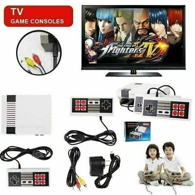 620 Built-in Mini Retro TV Game Console For Nintendo Games with 2 Controllers US