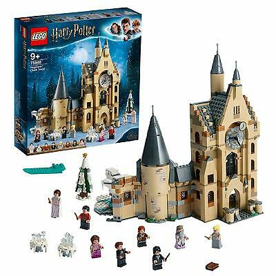 75948 LEGO Harry Potter Hogwarts Castle Clock Tower Toy Buidling SetNew & Boxed